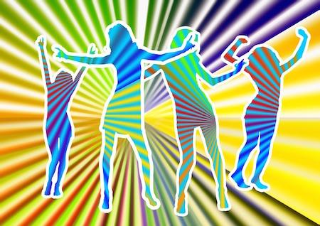 歌って踊れるカラオケ店