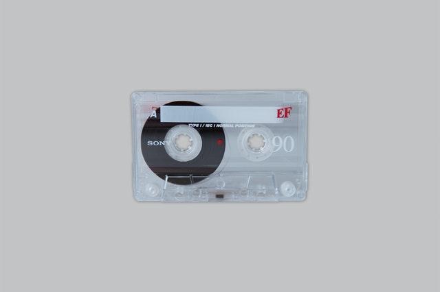 sonyカセットテープ